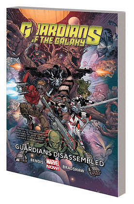 GUARDIANS OF THE GALAXY TP VOL 03 GUARDIANS DISASSEMBLED