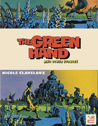 GREEN HAND AND OTHER STORIES HC GN