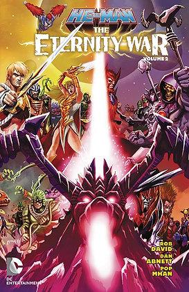 HE-MAN THE ETERNITY WAR TP VOL 02