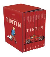 ADVENTURES OF TINTIN COMPLETE COLLECTION SET