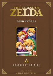 LEGEND OF ZELDA LEGENDARY ED GN VOL 05 FOUR SWORDS