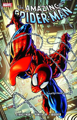 AMAZING SPIDER-MAN BY JMS ULTIMATE COLLECTION TP BOOK 03