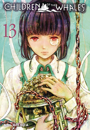 CHILDREN OF THE WHALES GN VOL 13