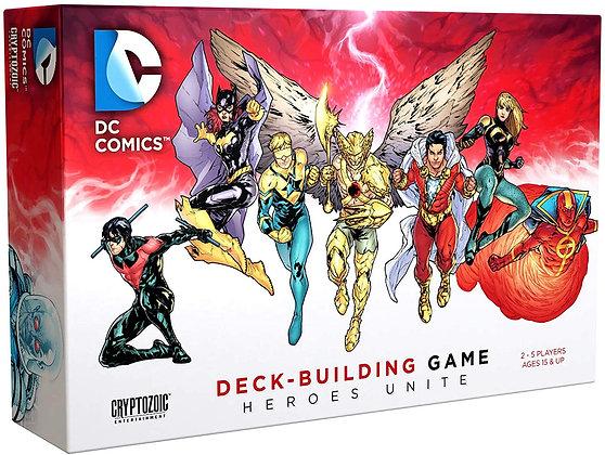 DC DECK BUILDING GAME HEROES UNITE