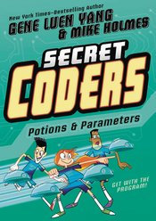 SECRET CODERS GN VOL 05 (OF 6) POTIONS & PARAMETERS