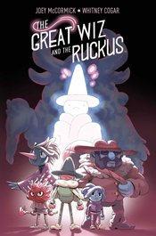 GREAT WIZ & THE RUCKUS ORIGINAL GN