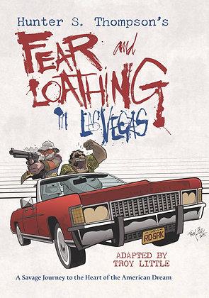 FEAR AND LOATHING IN LAS VEGAS HC