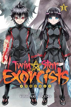 TWIN STAR EXORCISTS ONMYOJI GN VOL 01