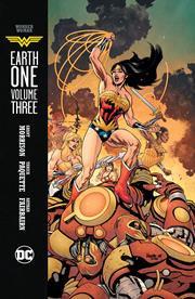 WONDER WOMAN EARTH ONE VOL 03 HC