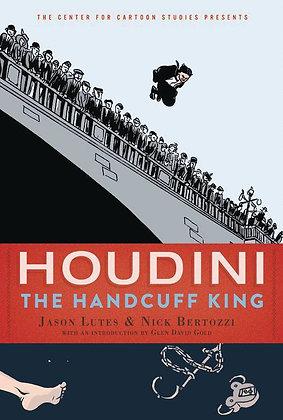 HOUDINI THE HANDCUFF KING GN