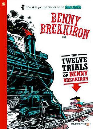 BENNY BREAKIRON HC VOL 03 TWELVE TRIALS