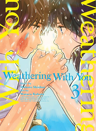 WEATHERING WITH YOU GN VOL 03