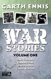 WAR STORIES TP VOL 01 (MR_