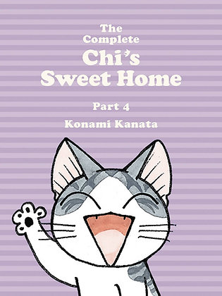 COMPLETE CHIS SWEET HOME TP VOL 04