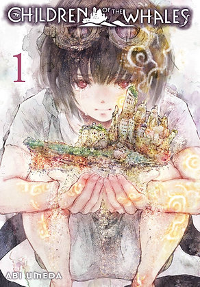 CHILDREN OF THE WHALES GN VOL 01