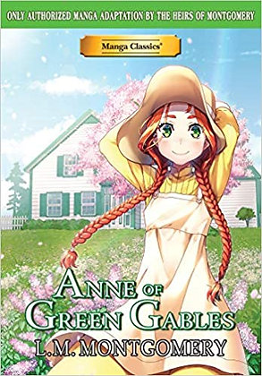 MANGA CLASSICS ANNE OF GREEN GABLES TP