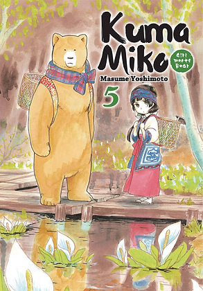 KUMA MIKO GIRL MEETS BEAR GN VOL 05