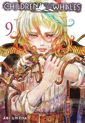 CHILDREN OF THE WHALES GN VOL 09