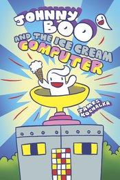 JOHNNY BOO HC VOL 08 ICE CREAM COMPUTER
