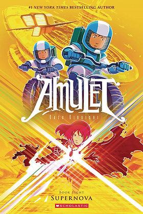 AMULET SC GN VOL 08 SUPERNOVA