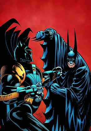 BATMAN KNIGHTFALL TP NEW ED VOL 03 KNIGHTSEND