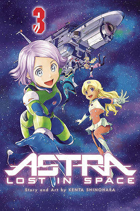 ASTRA LOST IN SPACE GN VOL 03
