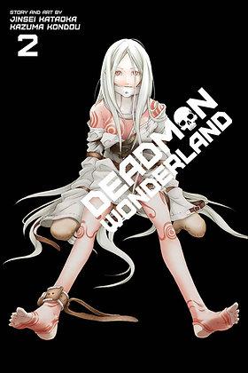 DEADMAN WONDERLAND GN VOL 02 (MR)