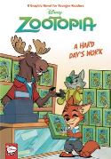 DISNEY ZOOTOPIA HC HARD DAYS WORK (YOUNGERREADERS)