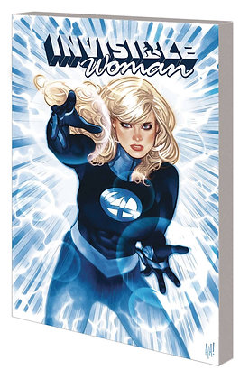 INVISIBLE WOMAN TP PARTNERS IN CRIME