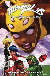 MIRACULOUS TALES OF LADYBUG & CAT NOIR TP S2 VOL 10 BUGHEADS
