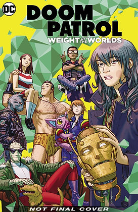 DOOM PATROL WEIGHT OF THE WORLDS TP