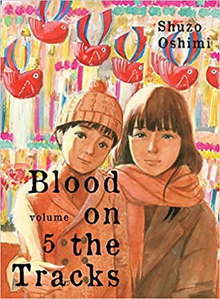 BLOOD ON THE TRACKS GN VOL 05