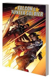 FALCON AND WINTER SOLDIER TP CUT OFF ONE HEAD