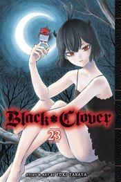 BLACK CLOVER GN VOL 23