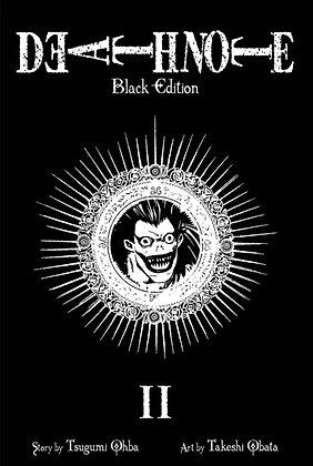 DEATH NOTE BLACK ED TP VOL 02 (OF 6)