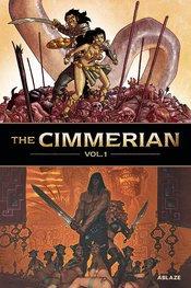 CIMMERIAN HC VOL 01 (MR)