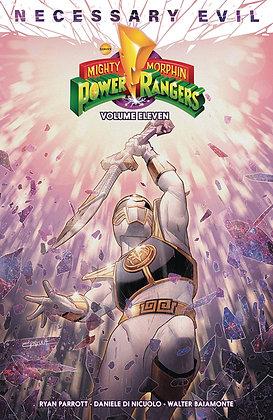 MIGHTY MORPHIN POWER RANGERS TP VOL 11