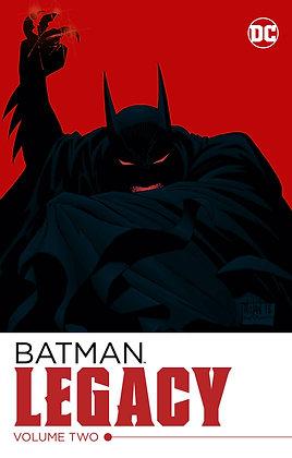 BATMAN LEGACY TP VOL 02