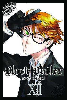 BLACK BUTLER GN VOL 12 (NEW PTG)