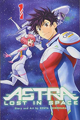 ASTRA LOST IN SPACE GN VOL 01