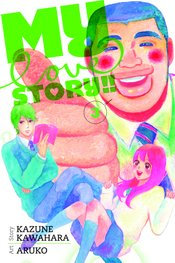 MY LOVE STORY GN VOL 03