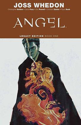 ANGEL LEGACY ED GN VOL 01