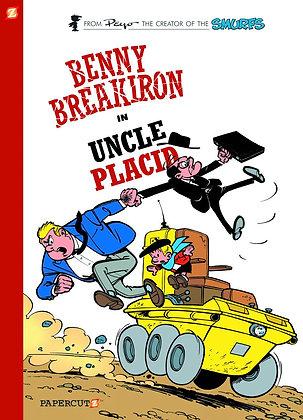 BENNY BREAKIRON HC VOL 04 UNCLE PLACID