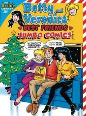 B & V BEST FRIENDS JUMBO COMICS DIGEST #286