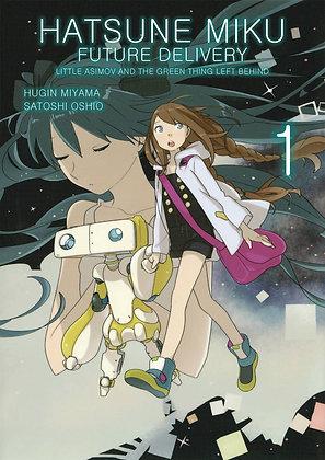 HATSUNE MIKU FUTURE DELIVERY TP VOL 01