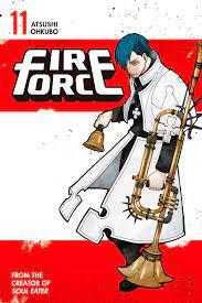 FIRE FORCE GN VOL 11