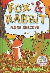 FOX & RABBIT YR HC VOL 02 MAKE BELIEVE