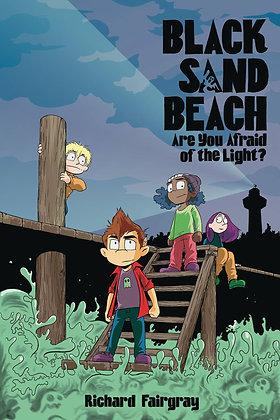 BLACK SAND BEACH GN VOL 01 ARE YOU AFRAID OF LIGHT