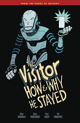 VISITOR HOW AND WHY HE STAYED TP