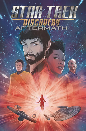 STAR TREK DISCOVERY TP AFTERMATH